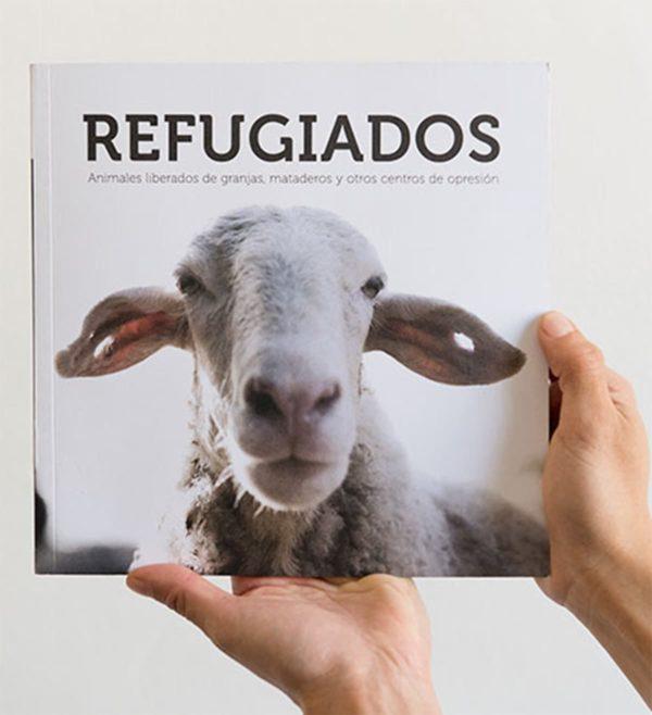 libro refugiados animales oprimidos